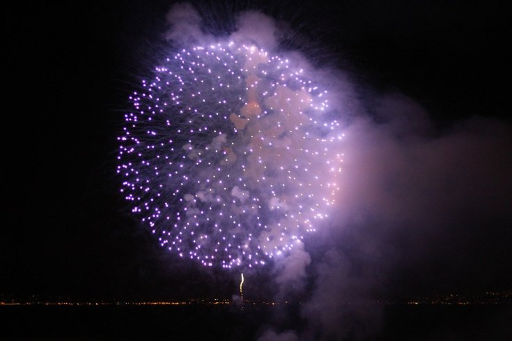 best city italy new year eve naples