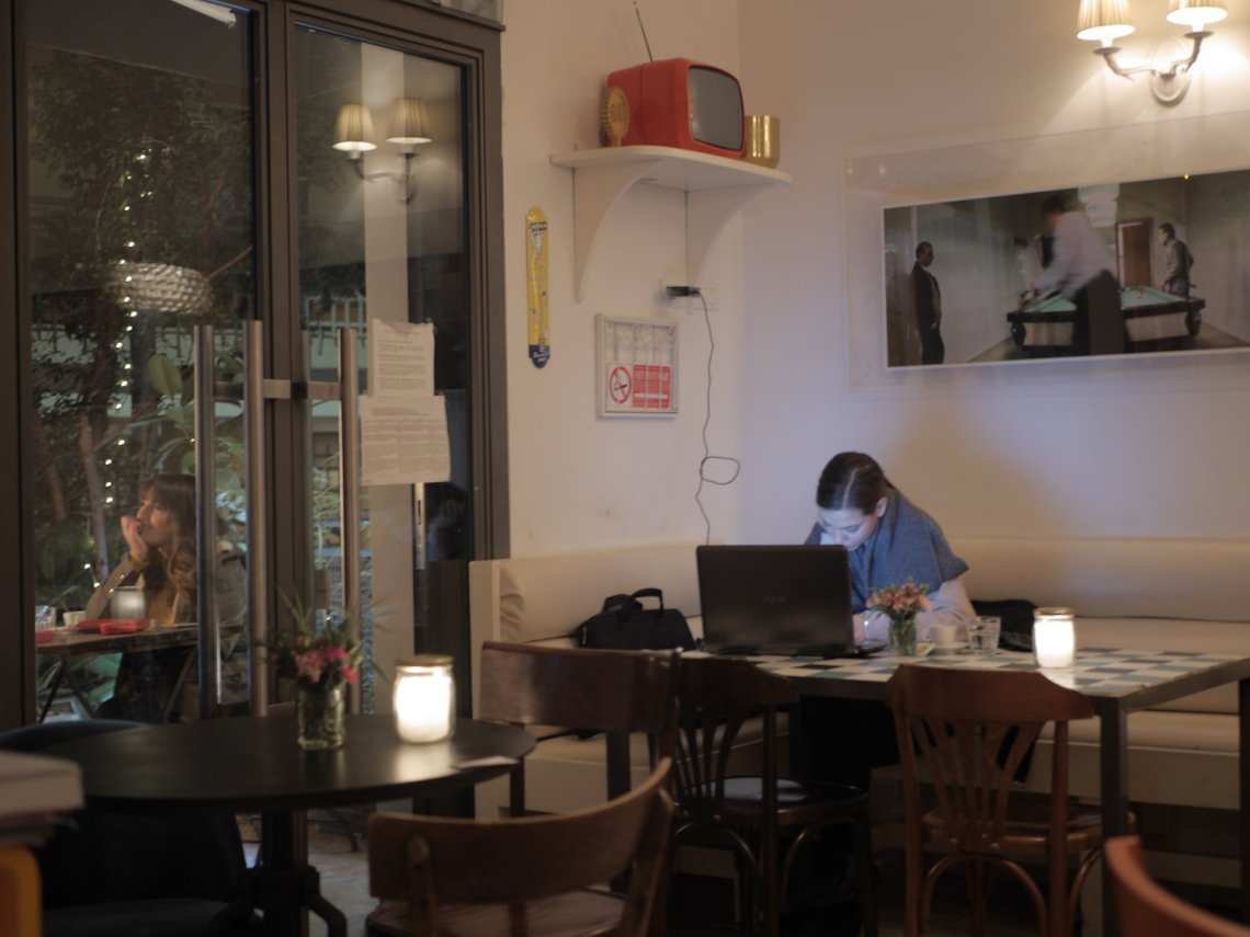 best cafes in rome Italy