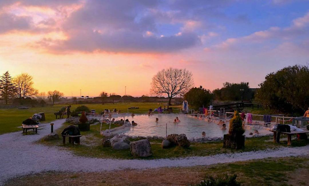 cheap hot spring rome italy