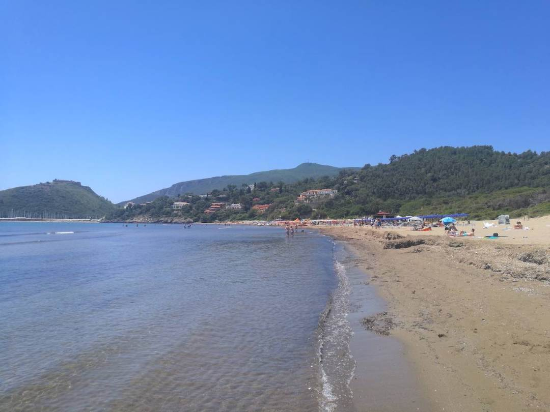 best Tuscany beach from rome