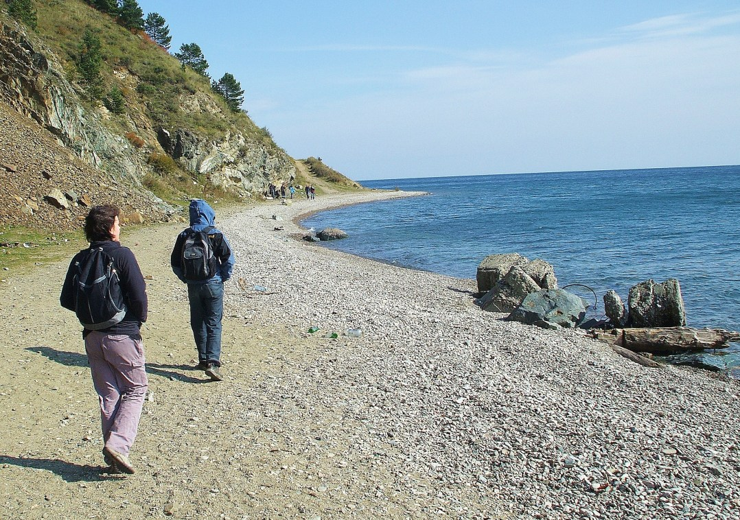 Guided Tour at Lake Baikal