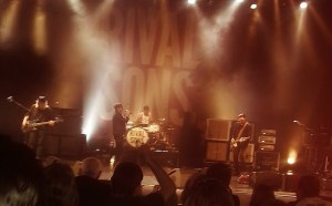 Rival Sons Southampton Guildhall 2015