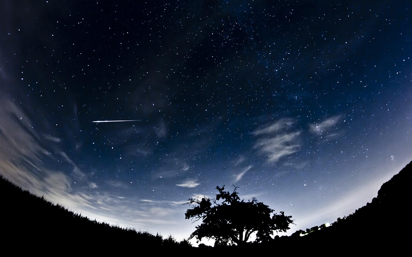 Perseids Meteors