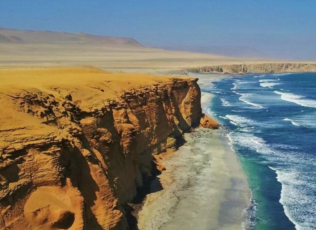 Paracas National Reserve, Peru