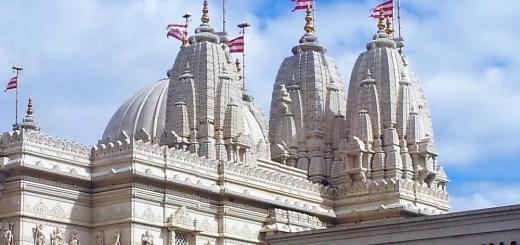BAPS Swaminarayan Mandir Neasden Hindu Temple London
