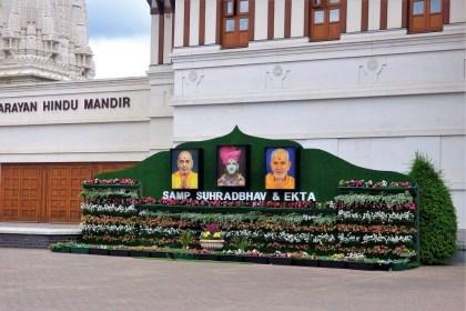 BAPS Swaminarayan Mandir, Neasden, London