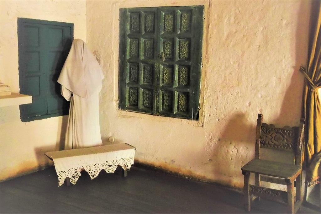 Nun's room, Santa Catalina Monastery, Arequipa, Peru