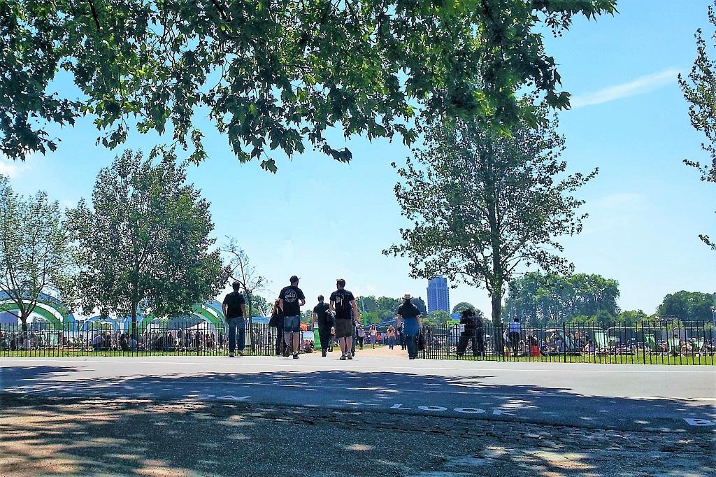 Hyde Park BST Festival