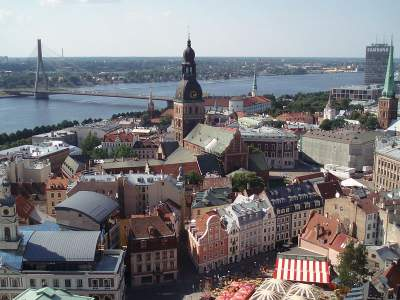 Latvia announces four weeks of lockdown as COVID-19 cases spike
