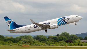 EgyptAir official flight lands at Tel Aviv airport