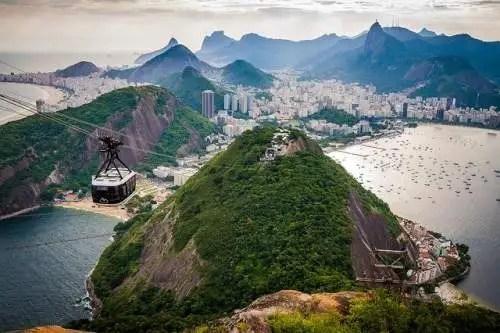 Rio De Janeiro Brazil Diaries