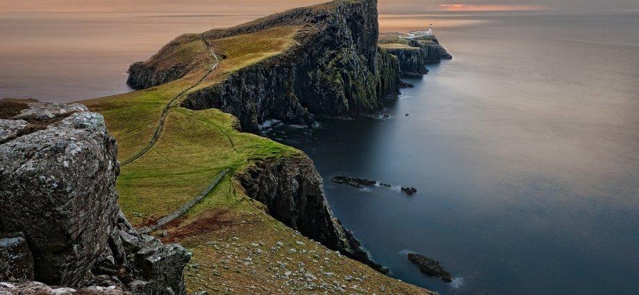 Scotland On the global trail