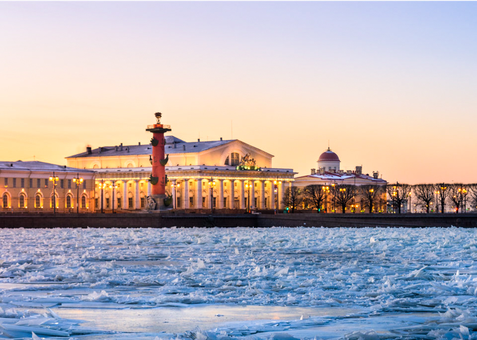 What to do in St. Petersburg in December 2018
