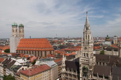 Flight Deal from New York Area to Munich