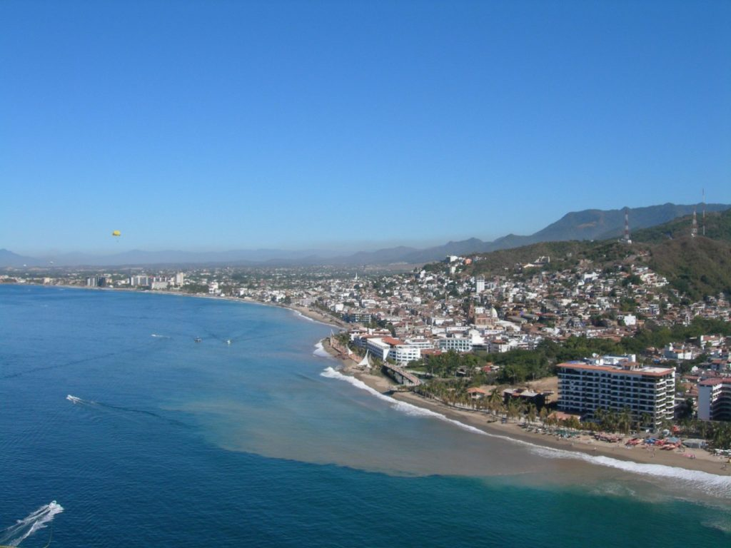 Best Places to visit in April in South America Puerto Vallarta