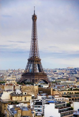 Flight Deal from Los Angeles Area to Paris
