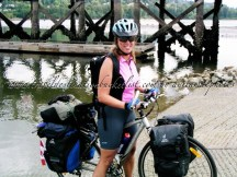 Cycling solo across Canada