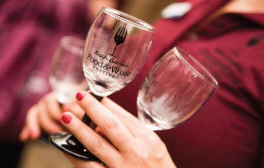 Busch gardens tampa food wine festival begins march 3 2017 destinations with character travel for Busch gardens food and wine 2017
