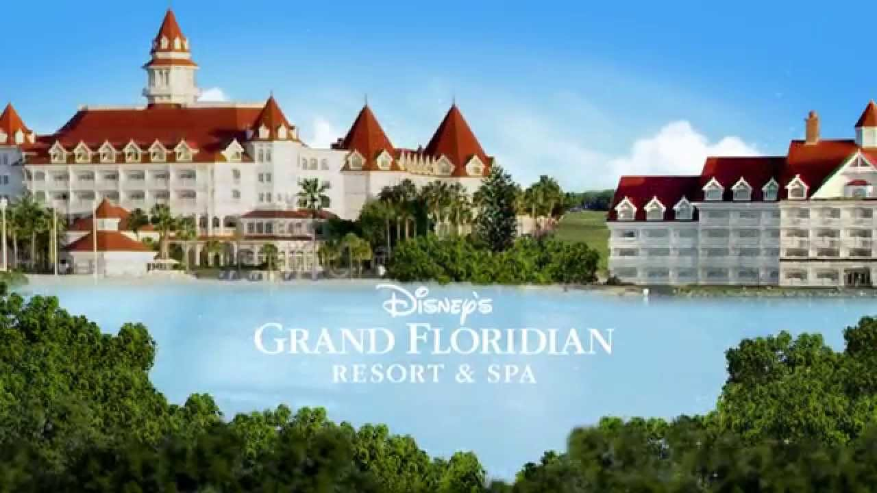 Grand Floridian Spa Reviews