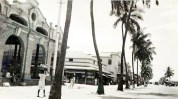 Salim road in Mombasa (1960) check out the main market on the left, thats still standing today