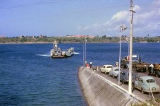 Waiting for Likoni ferry 1970