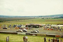 Nakuru Race Track. A motor racing track operated in the Lake View Estate area from 1956 until the mid 1980's