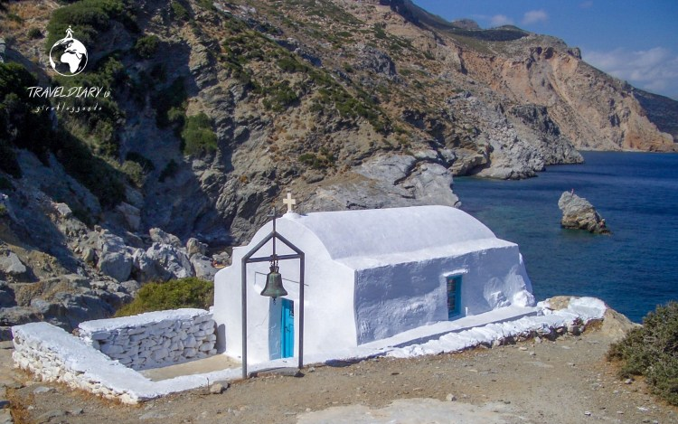 Agio Anna, Amorgos, Grecia
