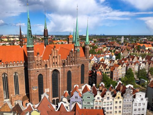 Danzica cosa vedere, Polonia