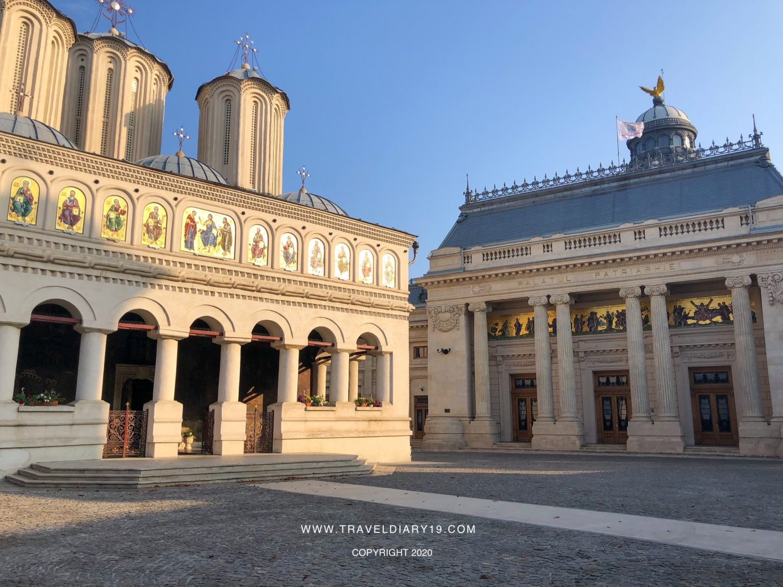 Cattedrale Patriarcale di Bucarest