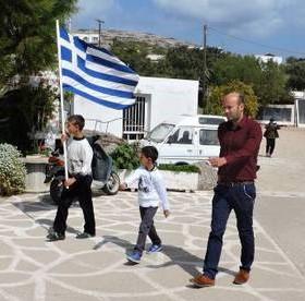 Giorno di Festa a Naxos