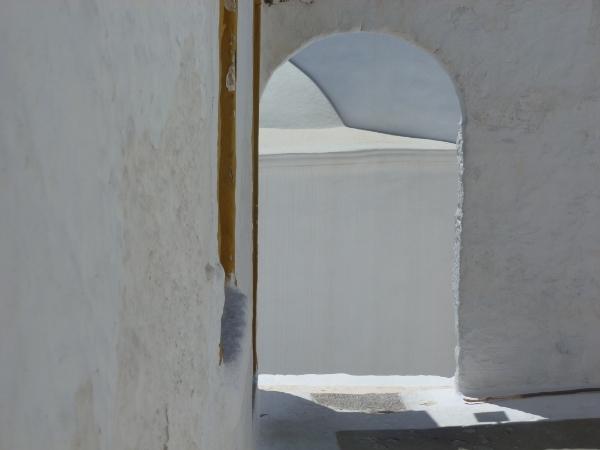 Dettaglio dell'architettura di Tilos