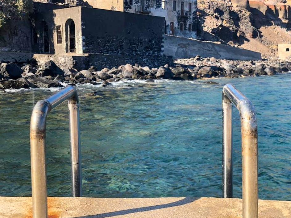 Nisyros, isola del Dodecanneso, Grecia