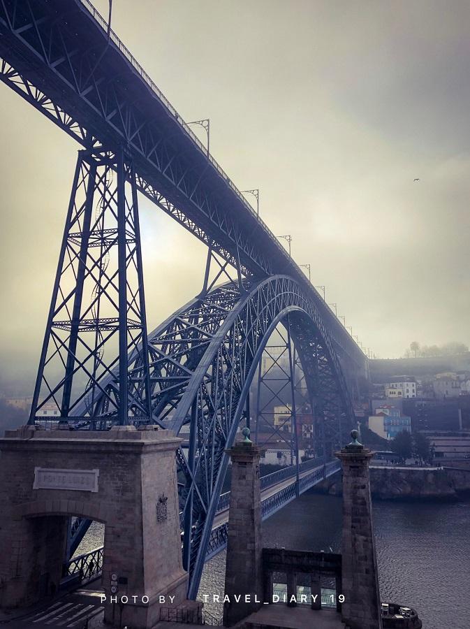 Ponte Dom Luis a Porto