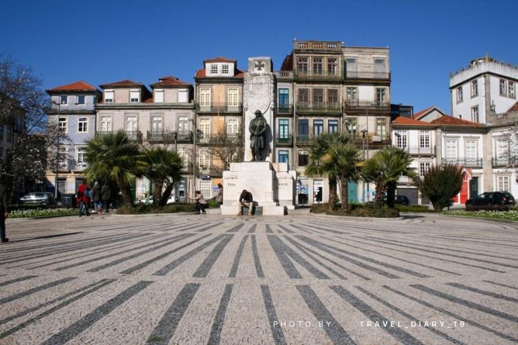 Piazza a Oporto