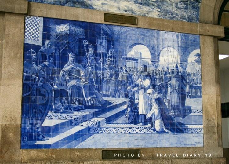 Stazione Sao Bento a Oporto