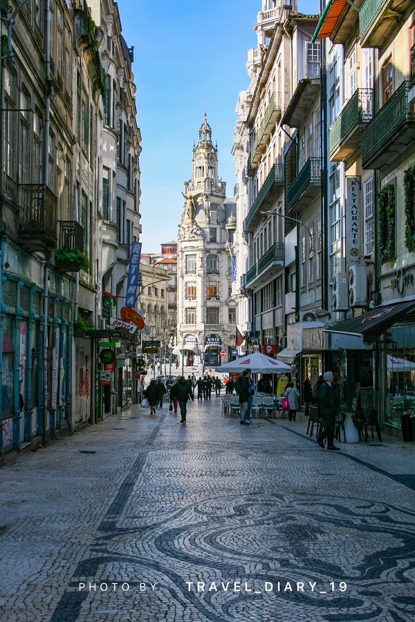 Centro storicoa Oporto