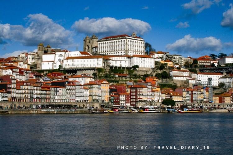 La Ribeira di Porto