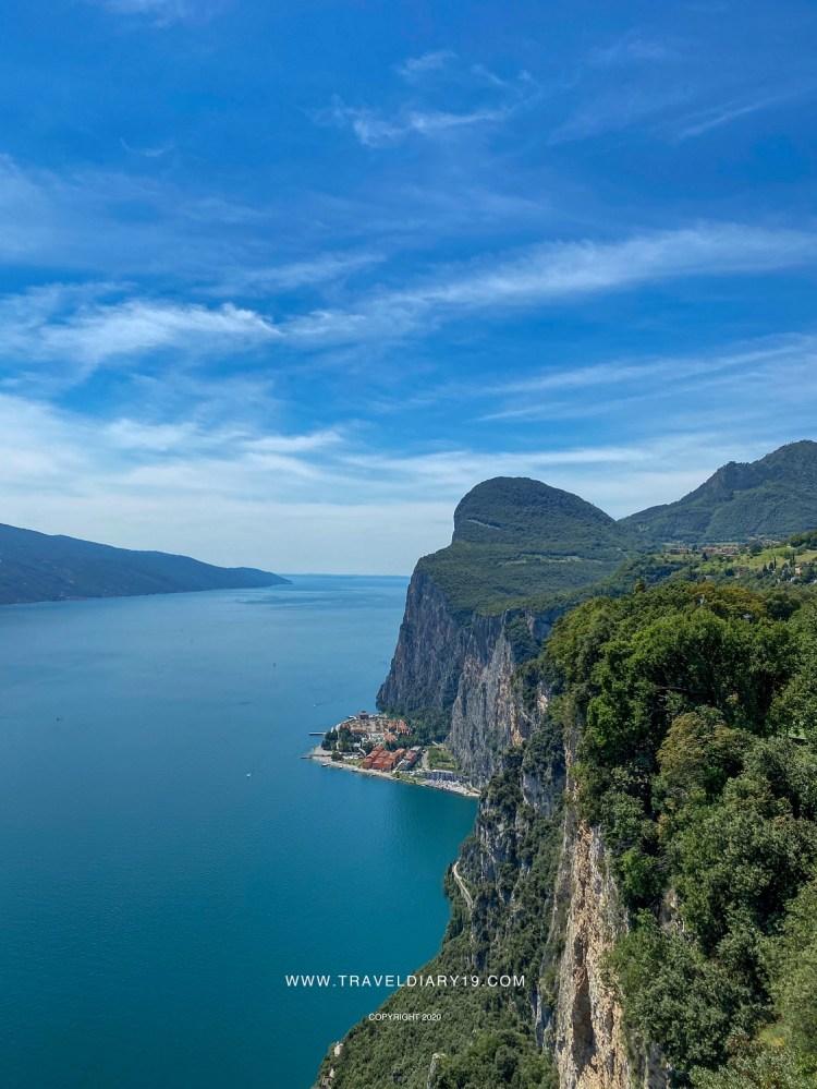 Tremosine, Lago di Garda - La Terrazza del Brivido