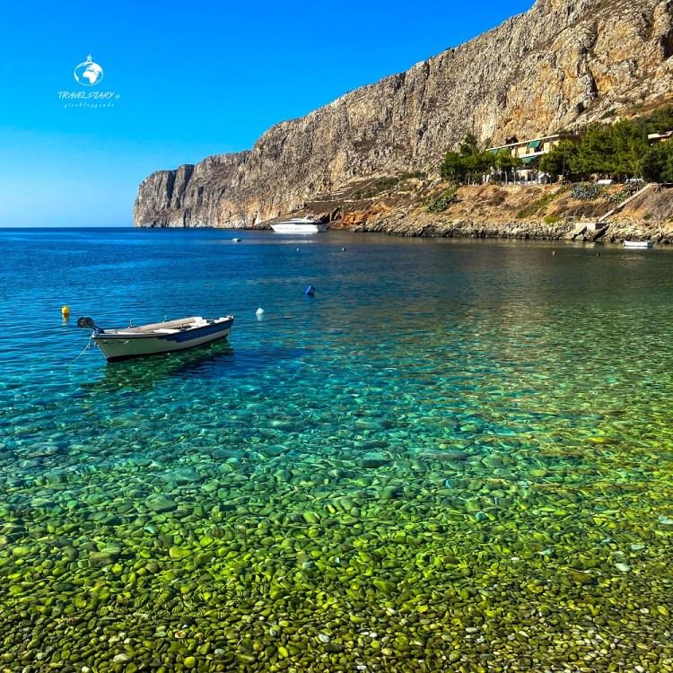 Gerolimenas, Mani, Grecia