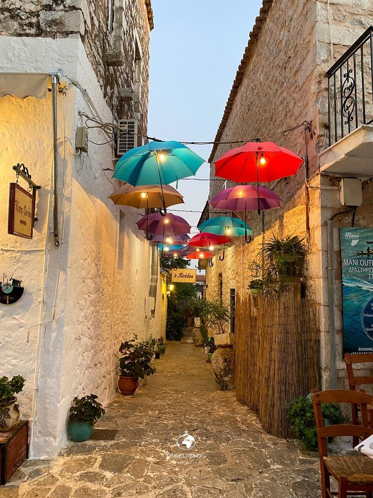 Areopoli, comune del Mani, Grecia
