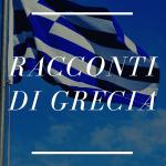 Copertina Racconti di Grecia