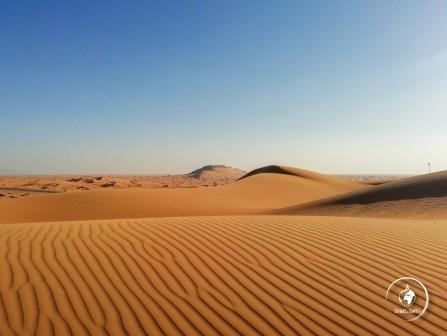 Deserto a Dubai