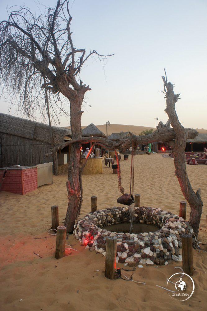 Oasi nel deserto, Dubai