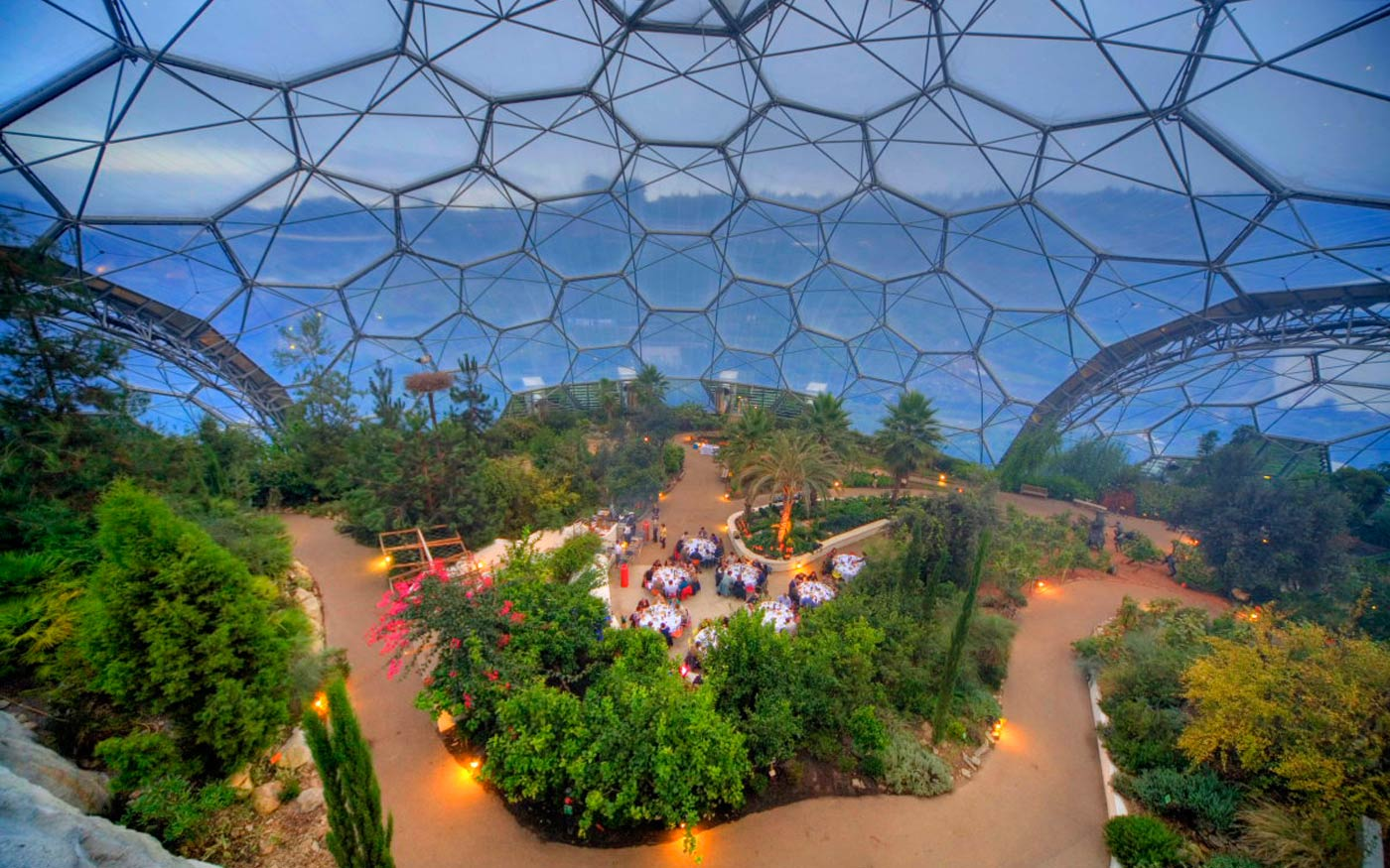 The Eden Project Old Mine S So Amazing Places In The