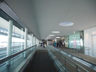 第二ターミナル広い