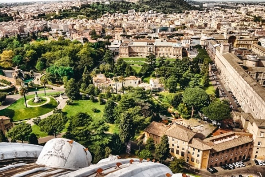 Vatican Gardens