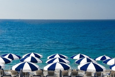 best things to do in Nice France: beaches in Nice