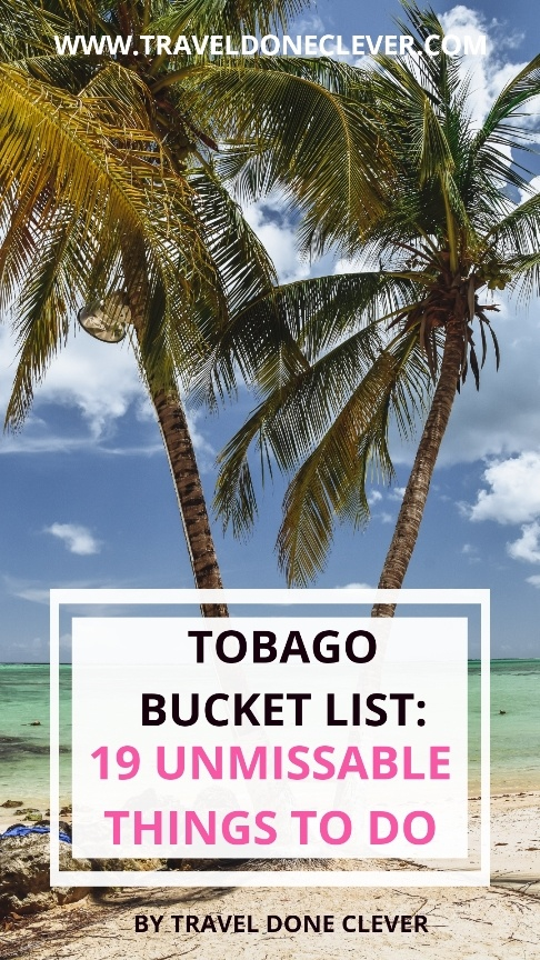 Wandering where to go in Tobago? Here are 19 Unique Things to do in Tobago you should not miss when on the island.We are here to help you out