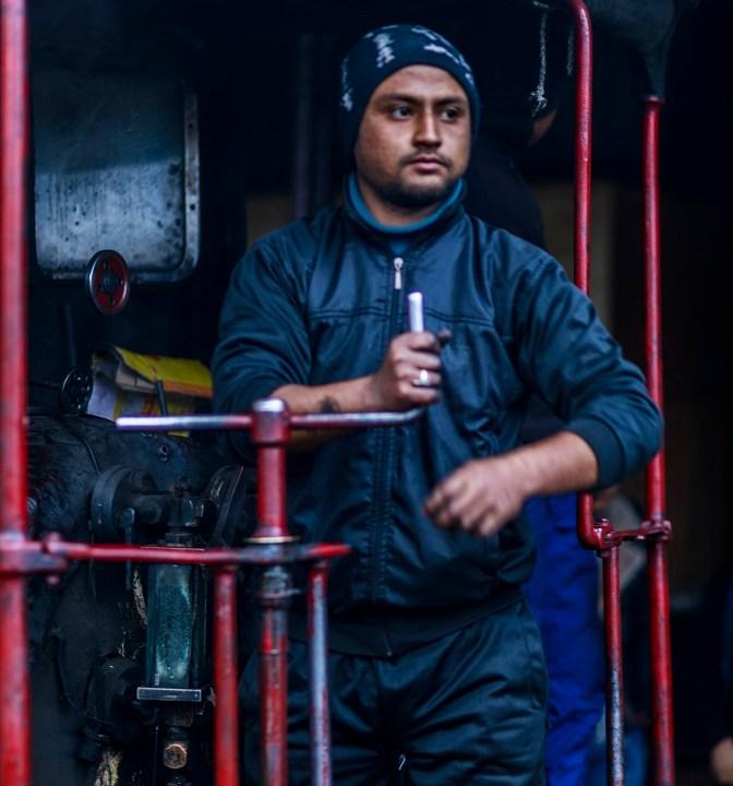 Engine Driver - DHR railways