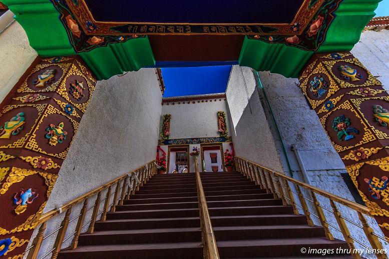 Hemis monastery - Ladakh Images